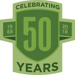Celebrating 50 years of camping! 1968-2018